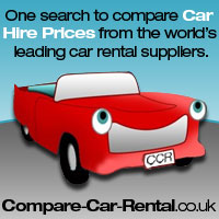 Comparison Car Rental